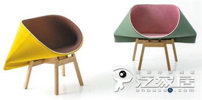 Moroso不只甜美而且乖巧,背包式的茶几凳怎么都好用