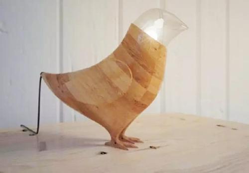 当玻璃邂逅木材 会有怎样的火花!