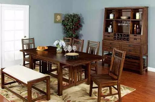 独特木材为木质家具新品带来新价值