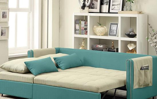 【设计】小户型与懒人专属福利——8款休闲沙发床图片