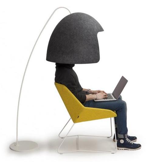 而部分设计有趣的造型也能为整个空间增添一丝趣味性.