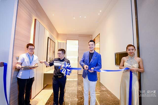 中国著名设计师孔翔,国际著名设计师梁建国,黄志达设计师有限公司创